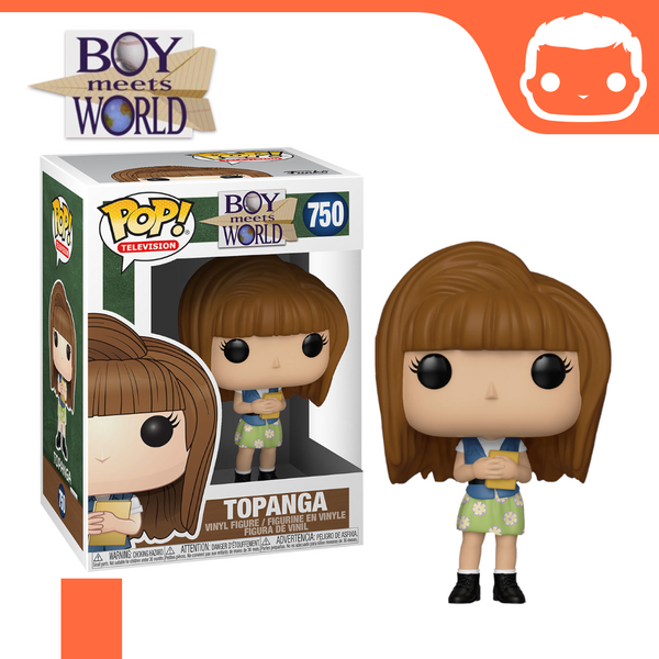 #750 - Boy Meets World - Topanga