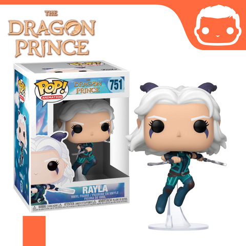 #751 - The Dragon Prince - Rayla