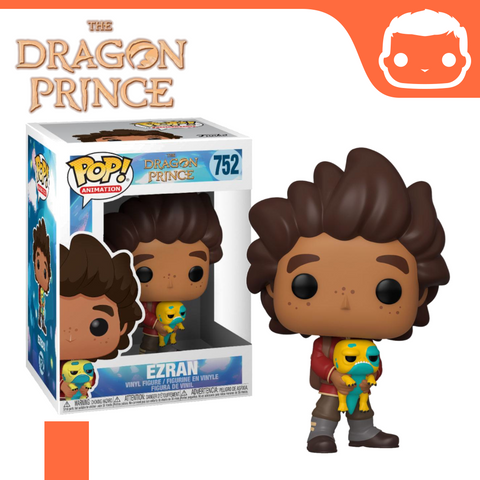 #752 - The Dragon Prince - Ezran