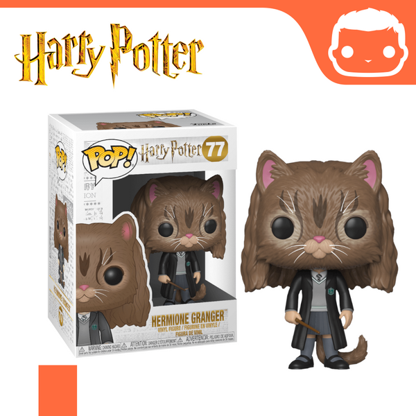 #77 - Harry Potter - Hermione Granger as Cat