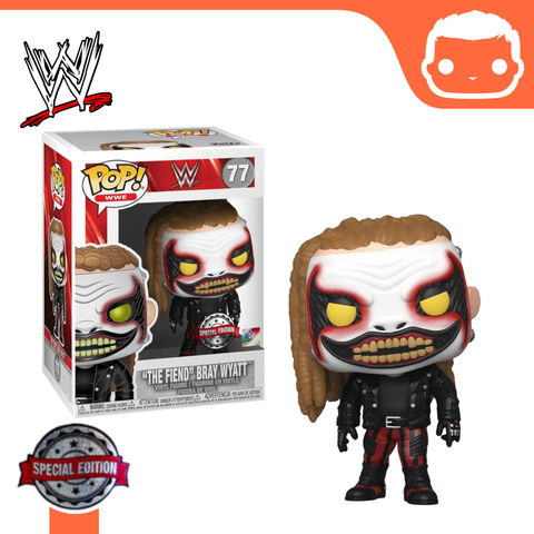 #77 - WWE - The Fiend Bray Wyatt Exclusive