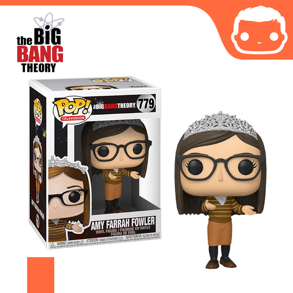 #779 - The Big Bang Theory - Amy Farrah Fowler