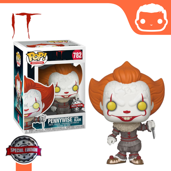 #782 - IT Chapter 2 - Pennywise (Blade)