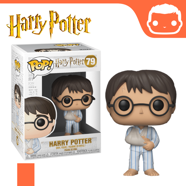 #79 - Harry Potter - Harry Potter In Pyjamas