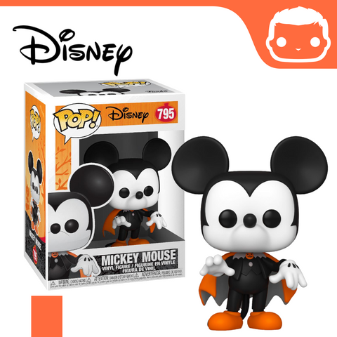 #795 - Disney - Vampire Mickey Mouse