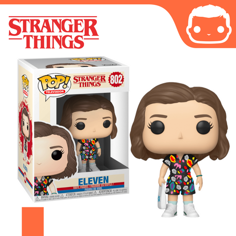 #802 - Stranger Things - Eleven