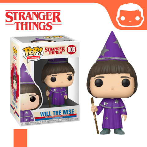 #805 - Stranger Things - Will The Wise