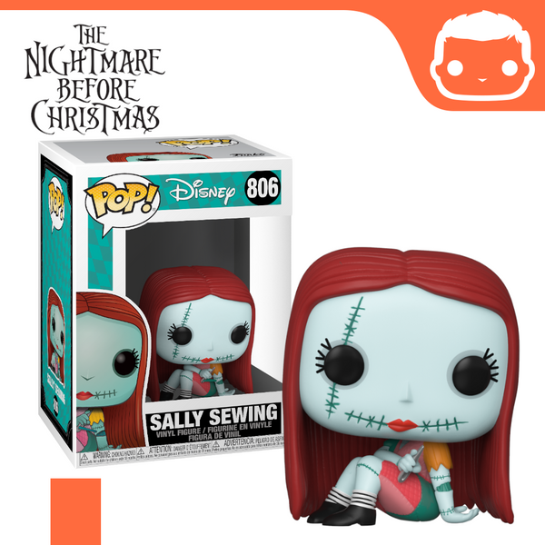 #806 - The Nightmare Before Christmas - Sally Sewing