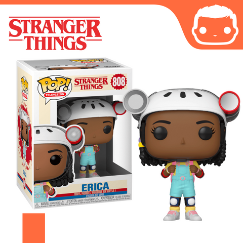 #808 - Stranger Things - Erica