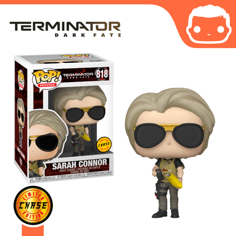 #818 - Terminator: Dark Fate - Sarah Connor [Chase]