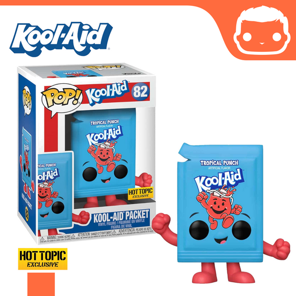 #82 - Kool-Aid Packet - Hot Topic Exclusive
