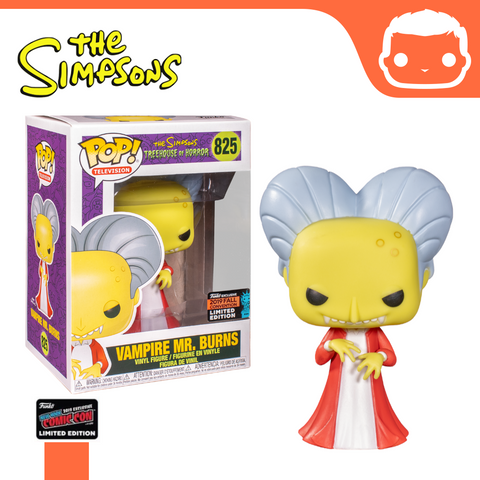 #825 - The Simpsons - Vampire Mr. Burns - NYCC Exclusive