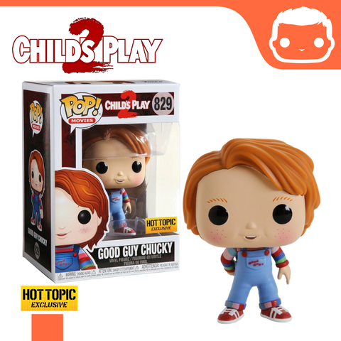 #829 - Childs Play 2 - Good Guy Chucky - Hot Topic Exclusive