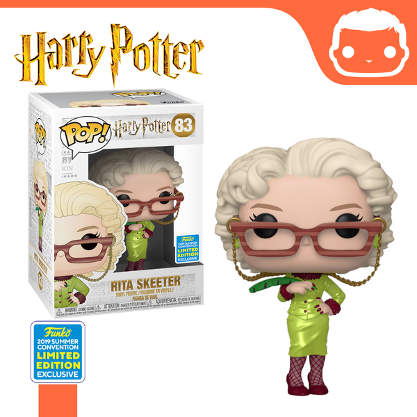 #83 - Harry Potter - Rita Skeeter (SDCC Exclusive)