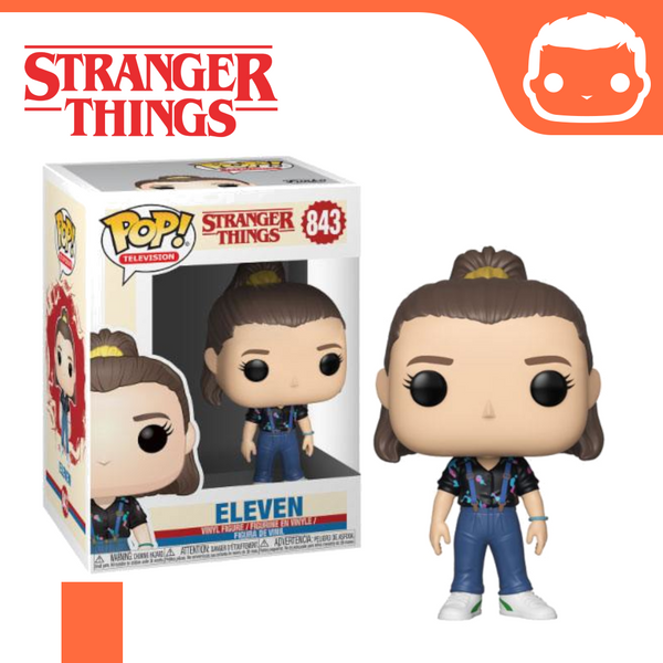 #843 - Stranger Things - Eleven