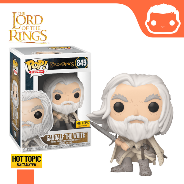#845 - LOTR - Gandalf The White - Hot Topic Exclusive