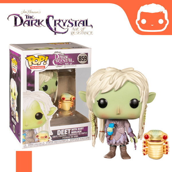 #859 - The Dark Crystal: Age of Resistance - Deet