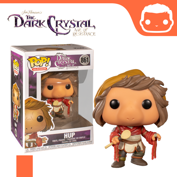 #861 - The Dark Crystal: Age of Resistance - Hup