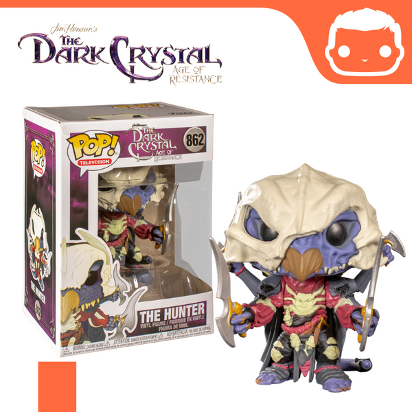 #862 - The Dark Crystal: Age of Resistance - Skeksis (The Hunter)