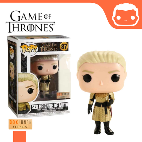 #87 - GOT - Ser Brienne Of Tarth - Box Lunch Exclusive