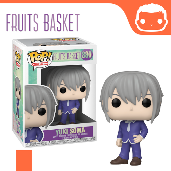 #880 - Fruits Basket - Yuki Soma