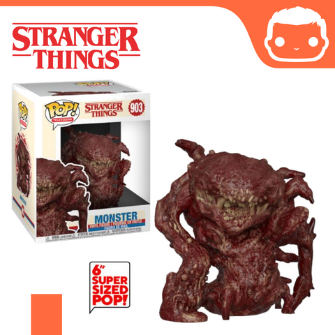 #903 - Stranger Things - Monster (Super Sized)