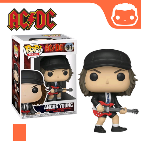 #91 - AC/DC - Angus Young