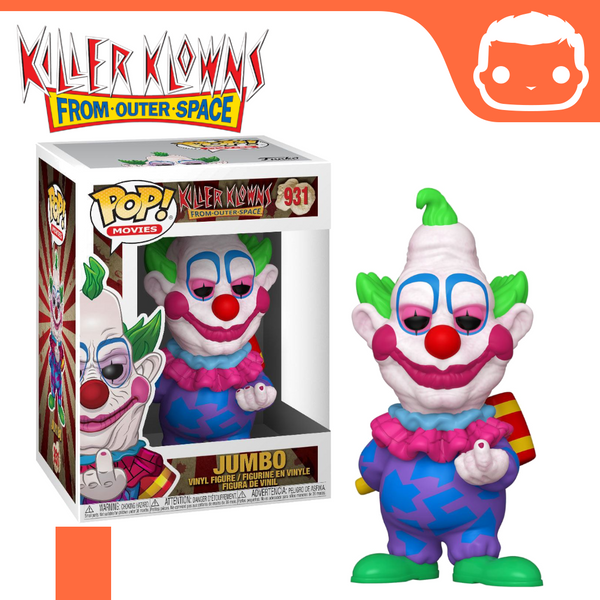 #931 - Killer Klowns From Outer Space - Jumbo [Pre-Order]