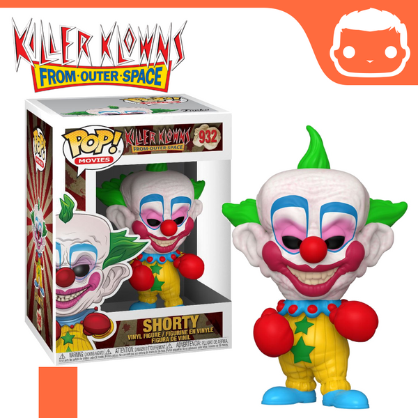 #932 - Killer Klowns From Outer Space - Shorty