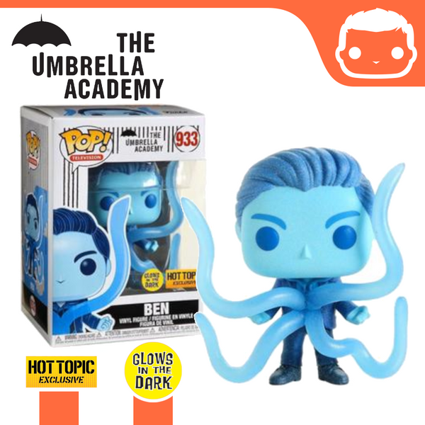 #933 - The Umbrella Academy - Ben - GITD Hot Topic Exclusive