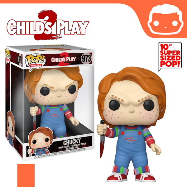 "#973 - Childs Play 2 - Chucky - Super Sized 10"" Exclusive [Pre-Order]"