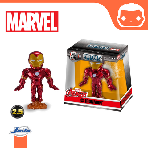 Marvel Metals Diecast Mini Figures 6 cm