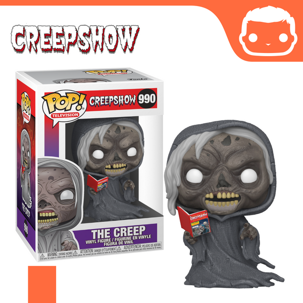 #990 - Creepshow - The Creep