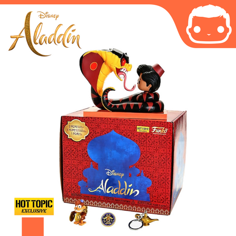 Disney Treasures Aladdin Mystery Box - Hot Topic Exclusive