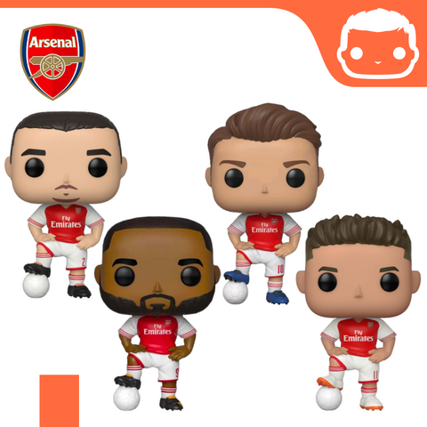 Funko Sets - Arsenal FC - 4 Pop Set!