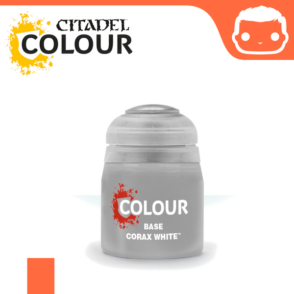 Citadel Paint: Base - Corax White