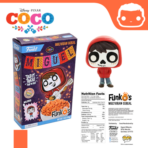 Funko Pop! Cereal - Coco - Box Lunch Exclusive