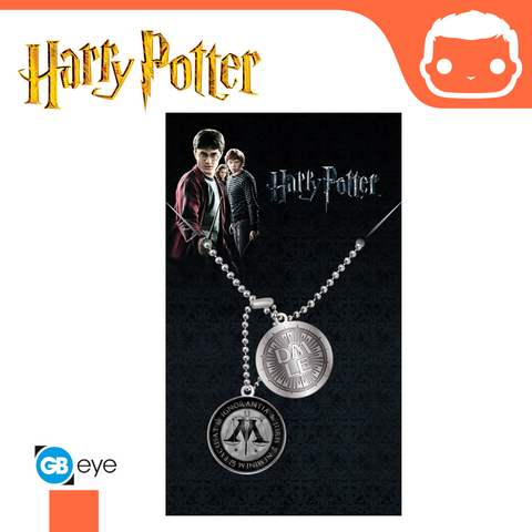 Harry Potter - Pendant - Ministry Of Magic