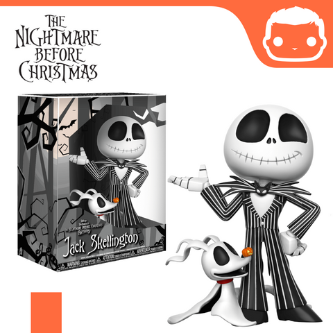 Nightmare before Christmas Super Deluxe Vinyl Figure - Jack Skellington