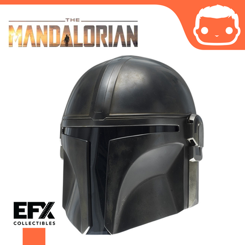 1:1 The Mandalorian Prop Replica Helmet