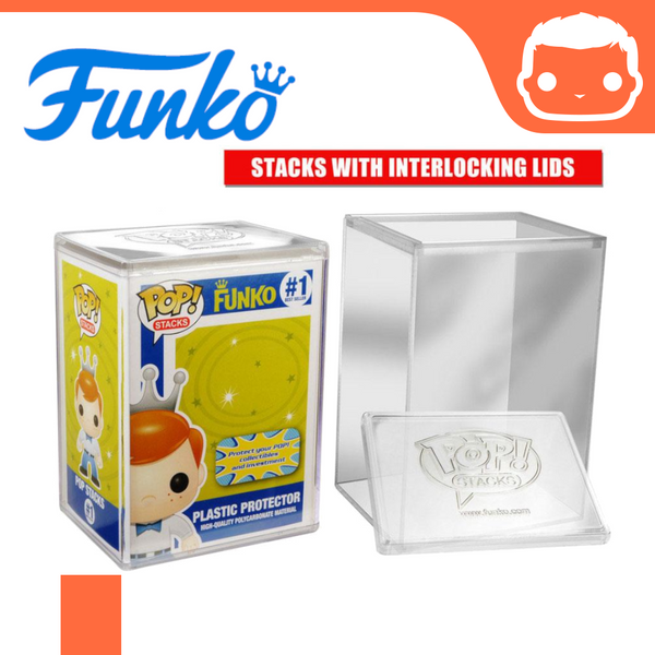 Funko POP! Stacks! Hard Acrylic Protective Case