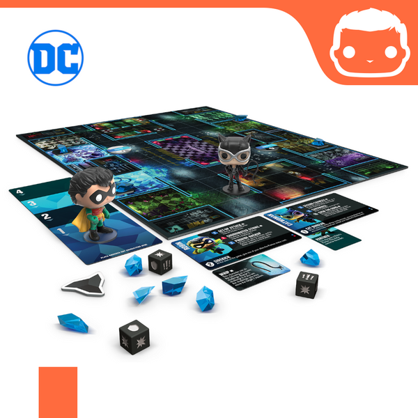 FunkoVerse - DC Comics - Strategy Game 2-Pack