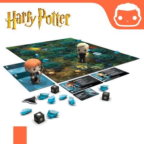 FunkoVerse - Harry Potter - Strategy Game 2-Pack