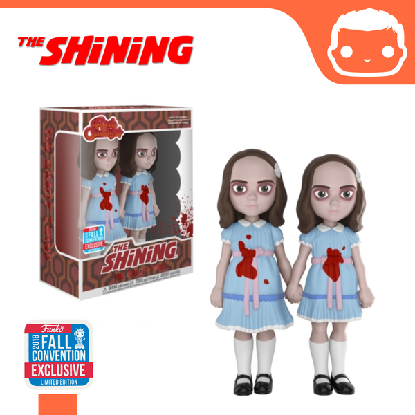 The Shining - Grady Twins Rock Candy 2-Pack - NYCC Exclusive