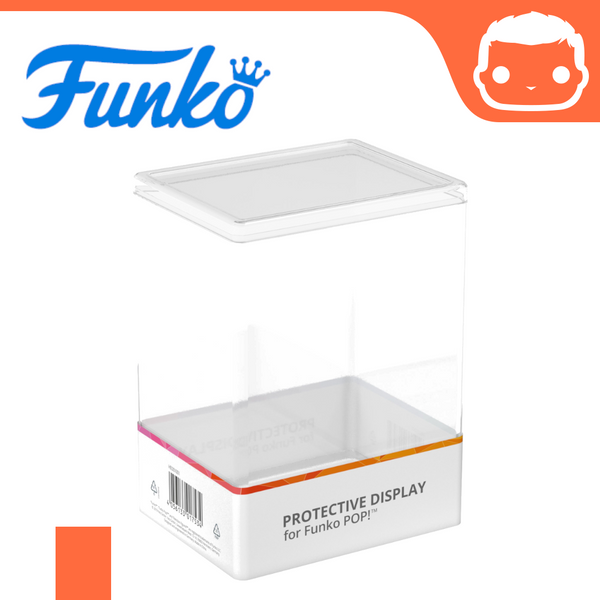 "4"" Funko Pop! Protective Hard Stackable Cases"