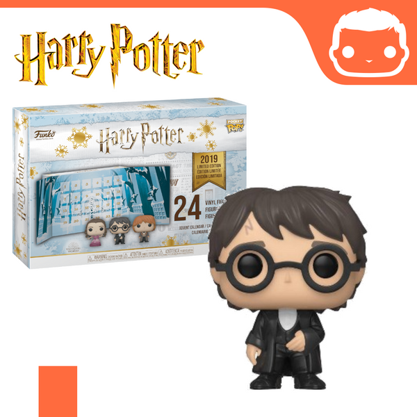 HP 2019 Advent Calendar - Single Figure - Day 1 - Harry Potter