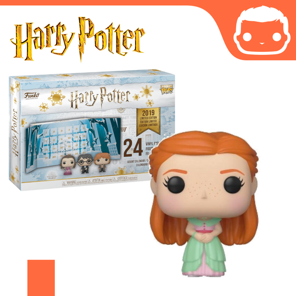 HP 2019 Advent Calendar - Single Figure - Day 2 - Ginny Weasley