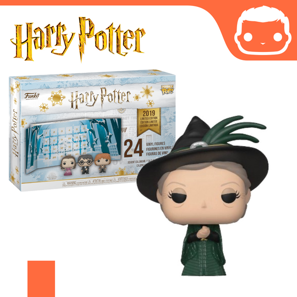 HP 2019 Advent Calendar - Single Figure - Day 5 - Minerva McGonagall