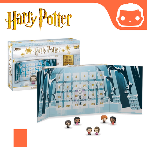Harry Potter Pocket POP! Advent Calendar Wizarding World 2019