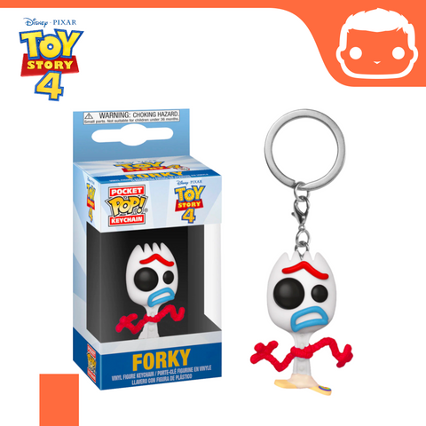 Keychain - Toy Story 4 - Sad Forky Exclusive